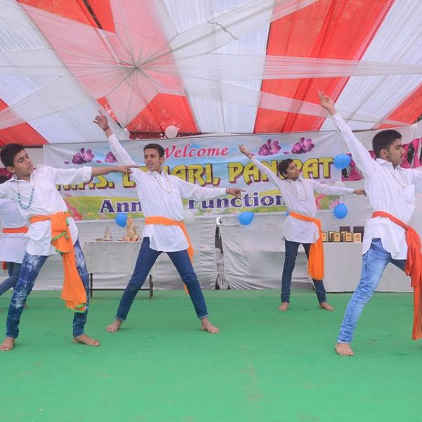 ANNUAL DAY CELEBRATION IN NPS