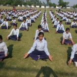 YOGA DAY CELEBRATION IN NPS
