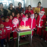 CHRISTMAS CELEBRATION IN NPS LOHARI